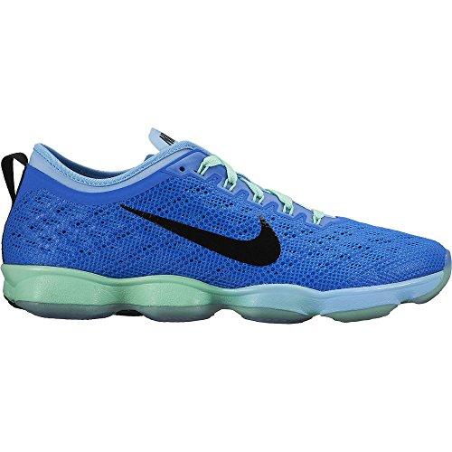 de pied chaussure à course Agility Zoom Lakeside Nike Soar HO14 Women's Fit Black Glow Green RnU1X