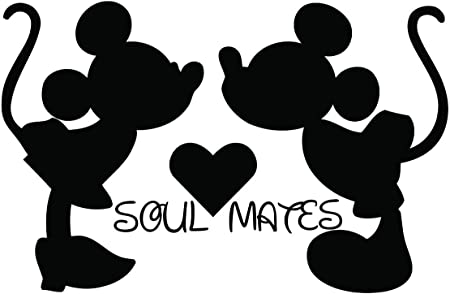 com soul mates lovers quote quotes disney micky mouse