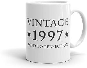 23rd Birthday Gift Vintage 1997 Mug Gift for 23rd Birthday 23 Years Old Mug Turning 23 Mug Funny Mug Gift idea Christmas Gift 11oz