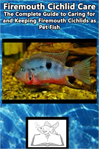 Firemouth Cichlid Care The Complete Guide To Caring For And Keeping Firemouth Cichlids As Pet Fish Best Fish Care Practices Manuals Fish Care 9781537153582 Amazon Com Books