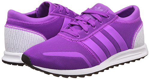 Angeles Baskets Basses Homme Adidas Violet Los 4qHAxw0