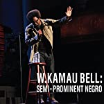 Semi-Prominent Negro | W. Kamau Bell