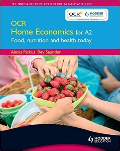 OCR Home Economics for A2: Food, Nutrition and Health Today (Ocr A2 Home Economics) by Alexis Rickus (2009-06-26)