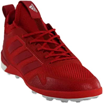 adidas Ace Tango 17.1 Mens Turf Soccer Shoe 7.5 Red-Scarlet-White ... 3dd3a6cf5