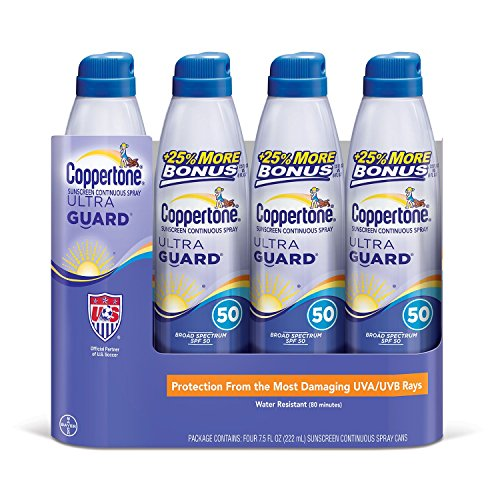 coppertone-ultra-guard-spf50-continuous-spray-sunscreen-75-fl-oz-4-pk-by-coppertone