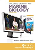 Exploring Creation with MarineBiology, 2nd Edition - Instructional DVD