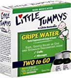 Little Tummys Gripe Water - [Two to Go] 4 oz (Pack of 7)