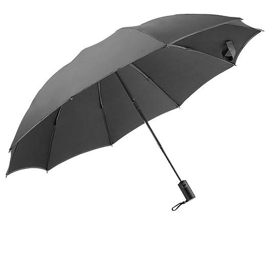YU-san Paraguas de protección UV, portaequipajes ...