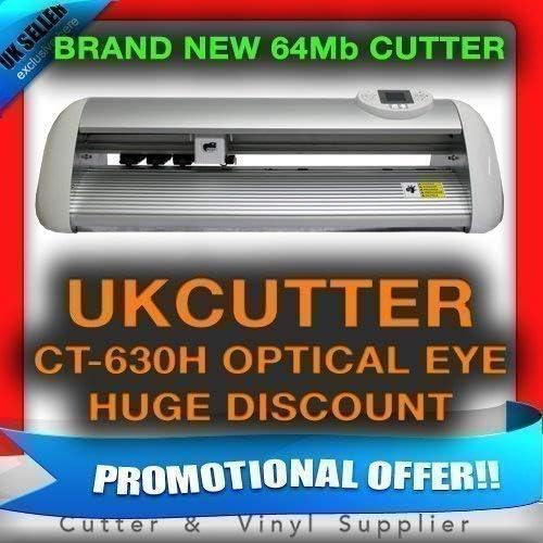 Signzworld - Ojo óptico de nueva 64mb ukcutter ct630h de vinilo de ...