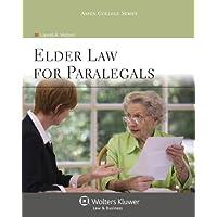 Elder Law for Paralegals (Aspen College)