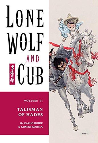 Lone Wolf & Cub, Volume 11: Talisman of Hades by Dark Horse