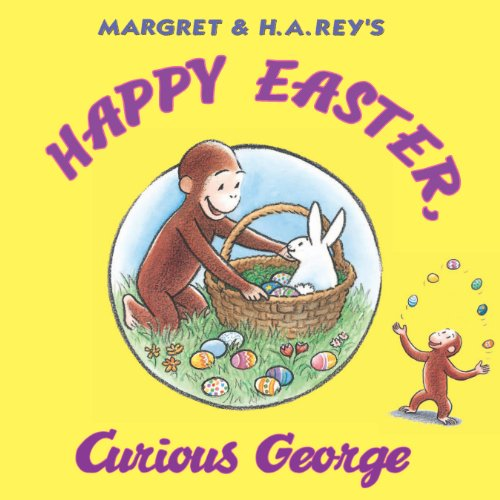 Happy Easter, Curious George]()