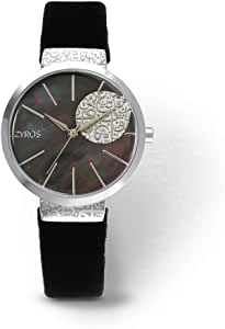 زايروس ساعة رسمية للنساء ، انالوج بعقارب - ZY1153L110702