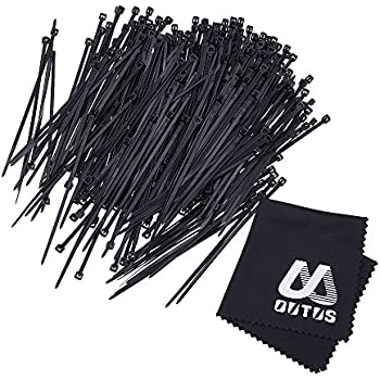 Amazon Com Morris 20158 Ultraviolet Nylon Cable Tie With