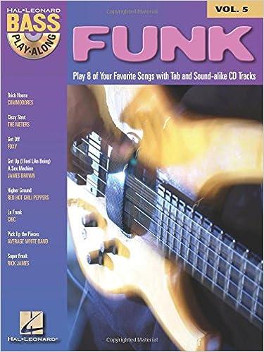 ?FULL? FUNK VOLUME 5 BK/CD BASS PLAY-ALONG (Hal Leonard Bass Play-Along). Group cableada tiempo College maxima Adobe Henry files