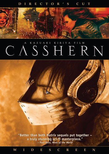 Casshern (Best Horror Action Anime)