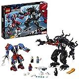 LEGO Marvel Spider-Man: Spider Mech vs. Venom 76115 Building Kit (604 Piece)