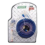 1000 watt amp install kit - Install Bay AK8 1000-Watt 8GA-AGU-Econo AMP Kit