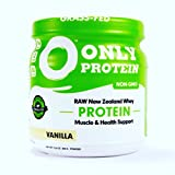 Only Protein New Zealand Whey Vanilla Protein Powder 12 Serving Jug Review