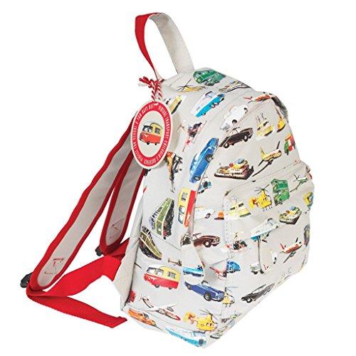 Children's Mini Backpack - Choice Of Design ( Vintage Transport )