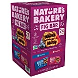 Nature's Bakery Whole Wheat Fig Bar, Convenient Bar On-To-Go,Vegan + Non-GMO, Variety Pack