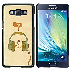 Stuss Case / Funda Carcasa protectora - Cuffia - Samsung Galaxy A5 ( A5000 ) 2014 Version