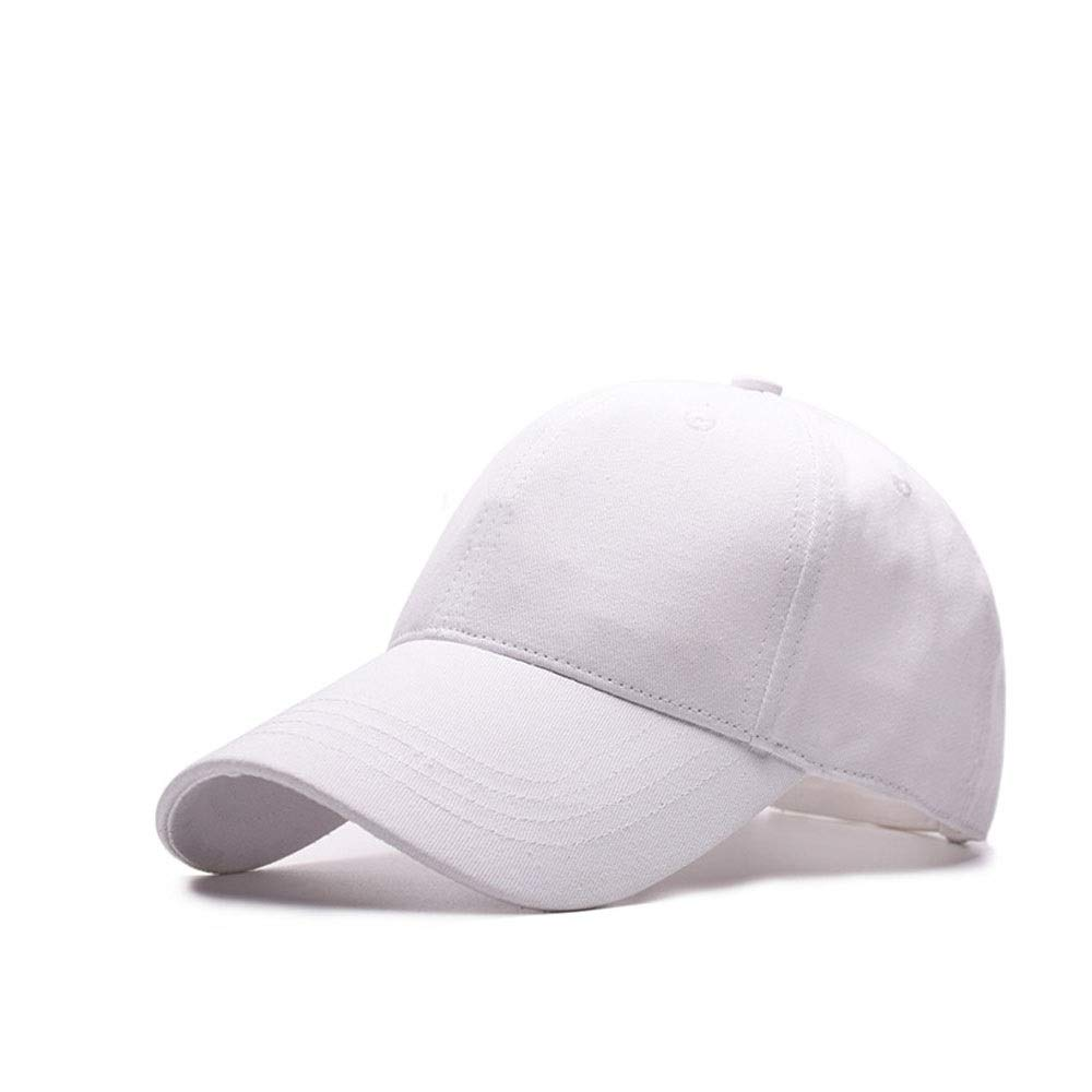 AMERICANSTAR Baseball Cap Classic Sports Sun Hat Adjustable Casual Ponytail Plain Hat for Women Men