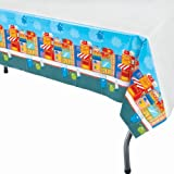Uglydoll Plastic Table Cover (1ct)