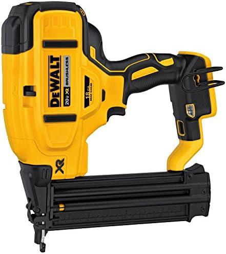 Dewalt DCN680B 20V MAX XR 18 Gauge Brad Nailer (Tool Only)