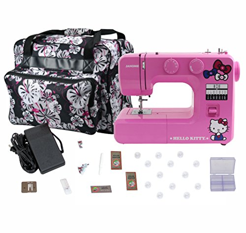 sewing machine hello kitty - 4