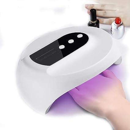 Secado de uñas BBsmile Gel UV para Uñas 36W Lámpara de curado Secador de esmalte en