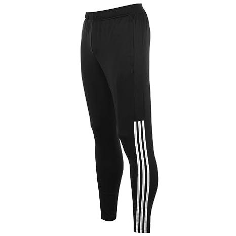 adidas Hombre Sereno Chándal Pantalones Deporte: Amazon.es: Ropa y ...