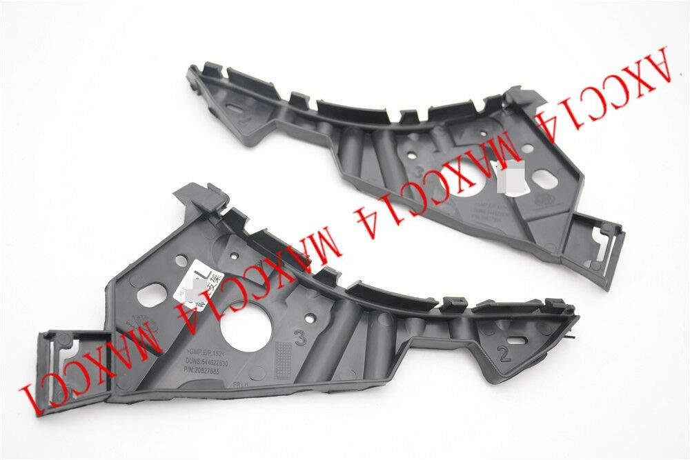 FidgetKute Pair Front Bumper Fender Holder Bracket for Buick Lacrosse 2010-2013