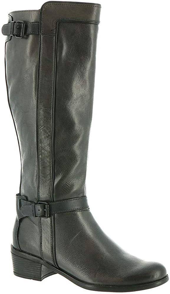 Bussola Alana Women s Boot 38 M EU Charcoal-Black