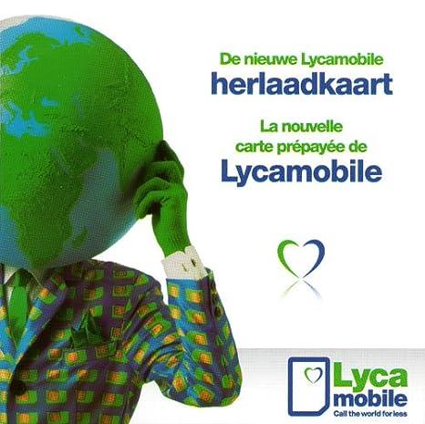 Amazon.com: Bélgica tarjeta SIM de prepago (Incluye 12.50 ...