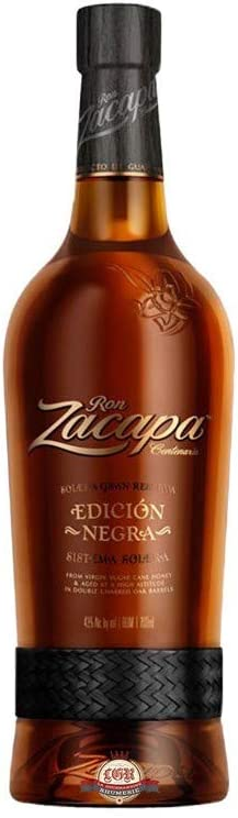 Ron - Zacapa Edicion Limitada Negra 100 cl