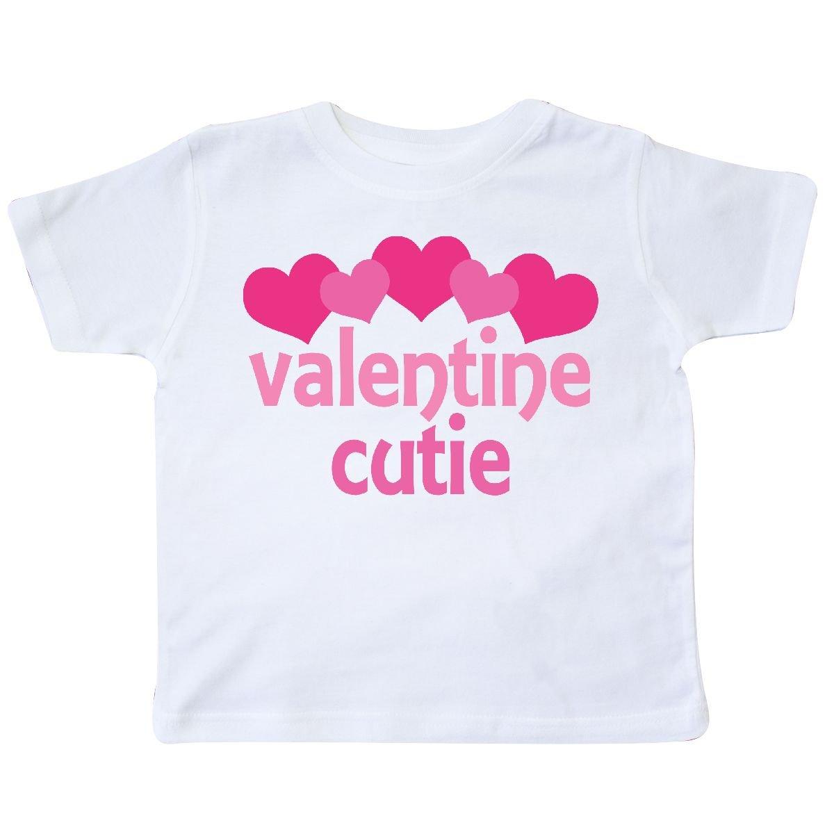 inktastic Valentine Cutie Toddler T-Shirt