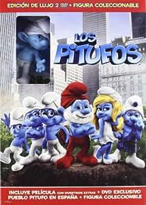 Pack Los Pitufos 3D + Muñeco (Edición especial) [DVD]