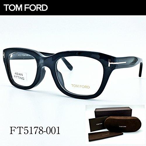 TOM FORD トムフォード FT5178 メガネ フレーム 【正規品】 度付き対応 B07BVPYHT4  1 (度入り)薄型1.67非球面レンズ付き