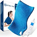Electric Heating Pad for Pain Relief - Saferell