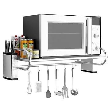 LHF Estante de almacenamiento de la cocina doméstica, estante de ...