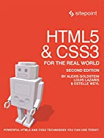 HTML5 & CSS3 For The Real World, 2nd Edition Front Cover
