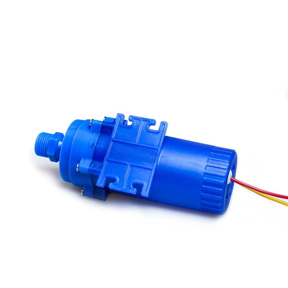 Aquarium Circulation NUZAMAS 12V 85W DC Pump 14L//min Water Cooling System Pump 8m Lift Solar Hot Water Heater System Fountains