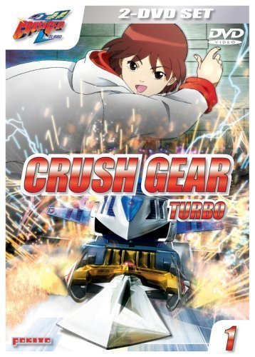 Crush Gear Turbo Vol.1 [Import allemand]