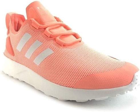 adidas zx flux noir et or rose femme