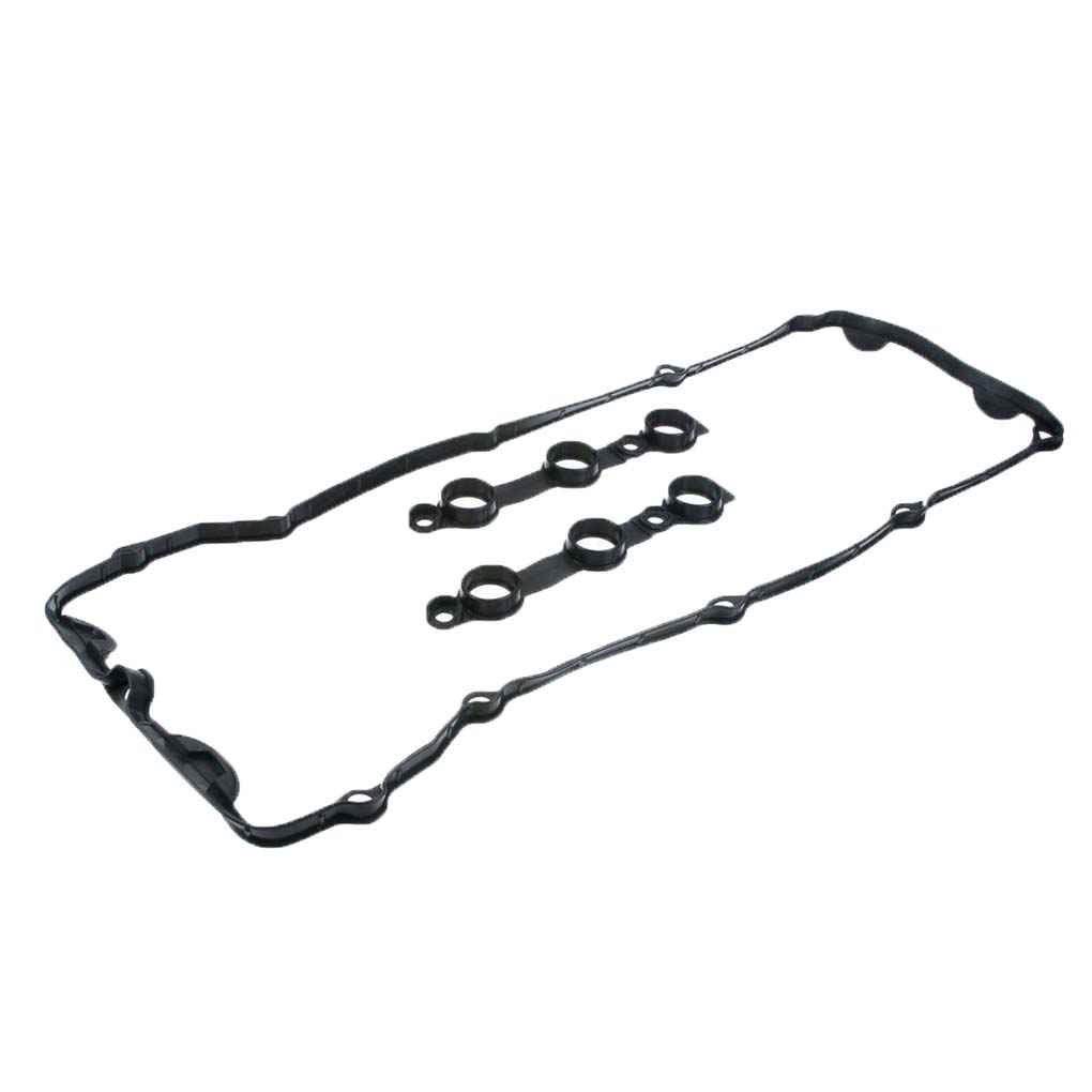 Egal Valve Cover Gasket Set for BMW E39 E46 E60 E65 E66 X 3 X5 Cylinder Head Cover 11120030496 Valve Gasket Kit M-Egal