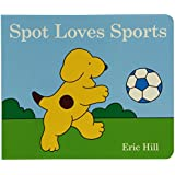 Spot Loves Sports