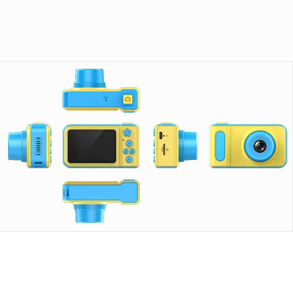 Child Camera Kids Children's Camera 2.0 Inch Screen Mini Digital Camera (Color : Blue) by Sviper (Image #3)