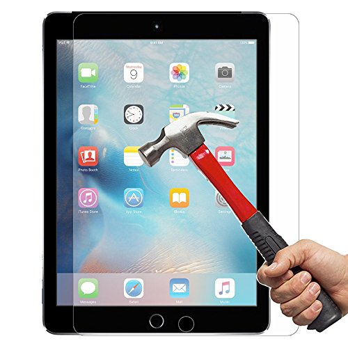 iPad Mini 3 2 1 Glass Screen Protector, InaRock 0.26mm Tempered Glass Screen Protector for iPad Mini / iPad Mini 2 / iPad Mini 3 / New Apple iPad Mini with Retina Display - PDA Handheld Accessories