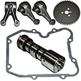 CAMSHAFT CAM ROCKER ARM GEAR KIT SET FITS POLARIS SPORTSMAN 500 2X4 4X4 1996 1997 1998 1999 2000 2001 2002 2003 2004 2005 2006 2007 2008 2009 2010 2011 2012
